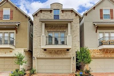 1606 Water Oak Point Drive, Houston, TX 77055 - MLS#: 27108117