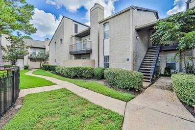 2021 Spenwick Drive UNIT 812, Houston, TX 77055 - MLS#: 2744771