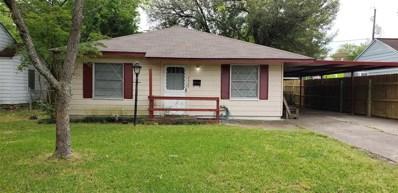7522 Greenstone Street, Houston, TX 77087 - MLS#: 27589679