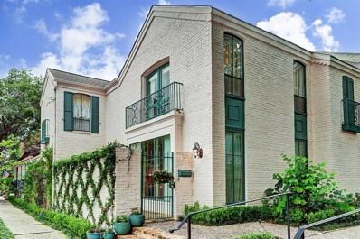 2111 Fulham Court, Houston, TX 77063 - MLS#: 27695898