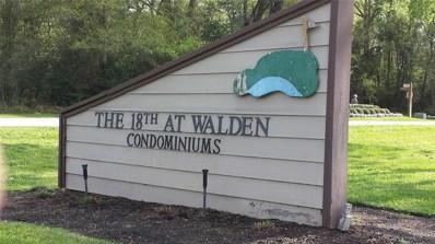 12900 E Walden UNIT 209 B, Montgomery, TX 77356 - MLS#: 27778283