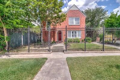 1909 Blodgett Street, Houston, TX 77004 - MLS#: 27853556