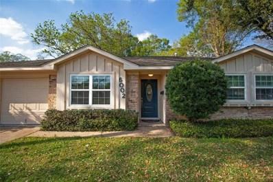 6002 Duxbury Street, Houston, TX 77035 - MLS#: 2791367