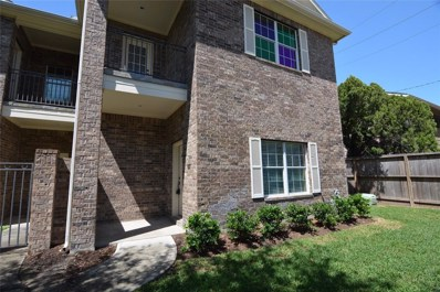 2865 Westhollow Drive UNIT 107, Houston, TX 77082 - MLS#: 2803663