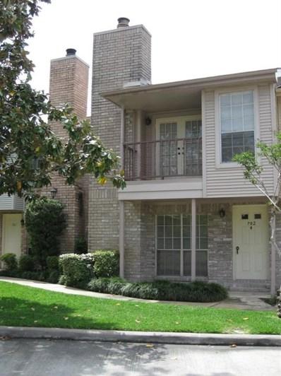 3100 Jeanetta Street UNIT 702, Houston, TX 77063 - MLS#: 28178645