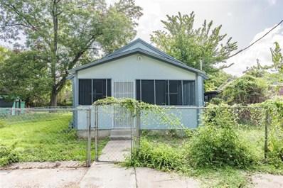 2110 Erastus Street, Houston, TX 77020 - MLS#: 2836757