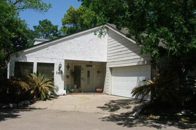 12800 Briar Forest UNIT 143, Houston, TX 77077 - MLS#: 28449077