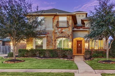 3207 Reston Landing Lane, Katy, TX 77494 - MLS#: 28669689