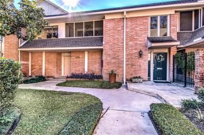 631 S Ripple Creek Drive UNIT 631, Houston, TX 77057 - MLS#: 28672011