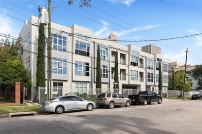 207 Pierce Street UNIT 206, Houston, TX 77002 - MLS#: 28997144