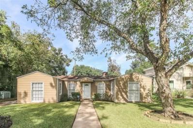 3321 Tampa Street, Houston, TX 77021 - #: 29088903