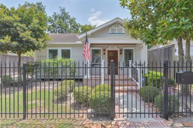 1032 Peddie, Houston, TX 77009 - MLS#: 2918794
