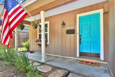 1435 Overhill, Houston, TX 77018 - MLS#: 29342398