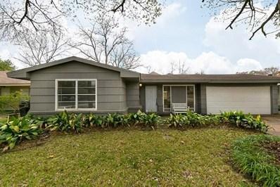 10218 Woodwind Drive, Houston, TX 77025 - MLS#: 29726506