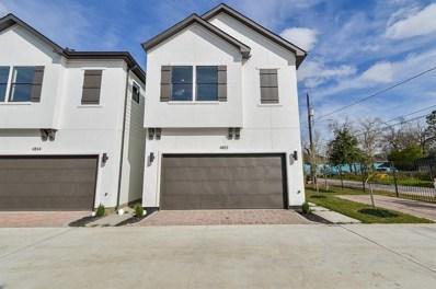4858 Rich Oak Drive, Houston, TX 77018 - MLS#: 30811257