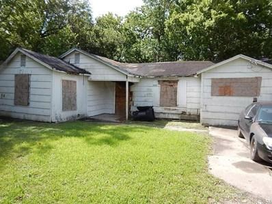 4434 Galesburg Street, Houston, TX 77051 - MLS#: 31321259