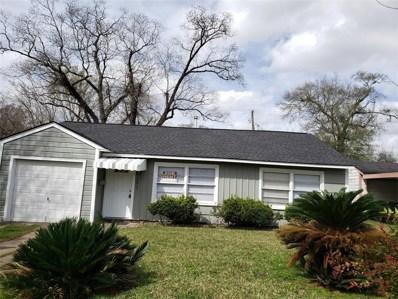 5417 Bataan Road, Houston, TX 77033 - #: 31536502