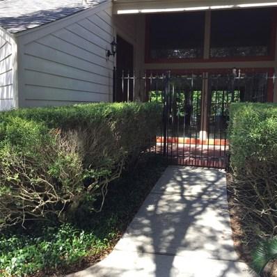 625 Rancho Bauer, Houston, TX 77079 - MLS#: 31637944