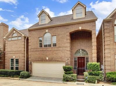 4740 Post Oak Timber Drive UNIT 44, Houston, TX 77056 - MLS#: 31644308