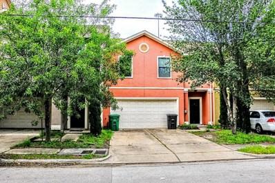 2905 Baer Street UNIT 5, Houston, TX 77020 - MLS#: 32100283