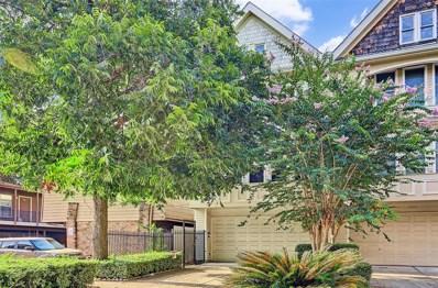 423 Marshall Street, Houston, TX 77006 - MLS#: 32470285