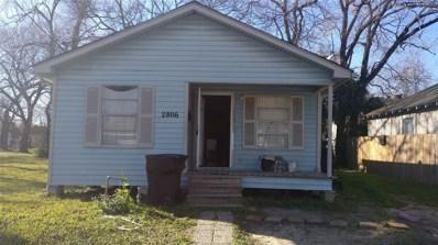 2806 Nettleton Street, Houston, TX 77004 - MLS#: 32507810