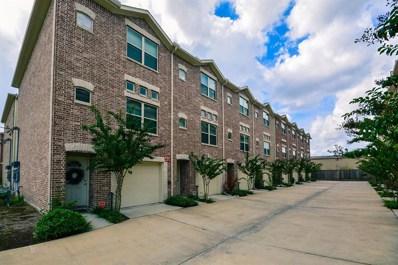 2710 Hullsmith Drive UNIT 402, Houston, TX 77063 - MLS#: 32543068