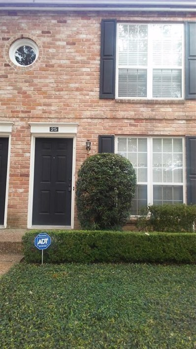 6402 Del Monte Drive UNIT 25, Houston, TX 77057 - MLS#: 32802527