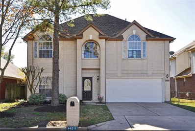 14211 Sandalfoot Street, Houston, TX 77095 - MLS#: 32838493