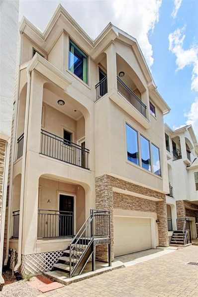 1538 W 23rd UNIT A, Houston, TX 77008 - MLS#: 32940118