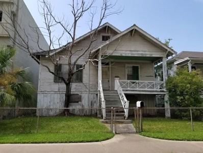 715 Post Office Street, Galveston, TX 77550 - MLS#: 32957213