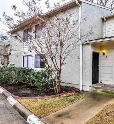 4507 Carter Creek UNIT 6, Bryan, TX 77802 - MLS#: 33594112