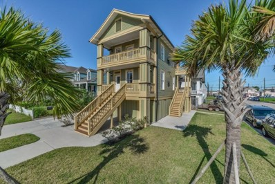 1502 Mechanic, Galveston, TX 77550 - MLS#: 33606724