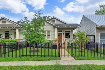 1033 Rutland Street, Houston, TX 77008 - #: 34116040