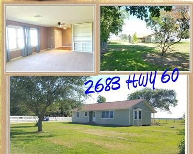 2683 State Highway 60, Bay City, TX 77414 - MLS#: 34200511