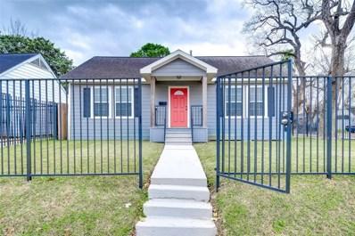 5202 Polk Street, Houston, TX 77023 - MLS#: 34218806