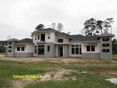 106 Kings Lake Estates Boulevard, Humble, TX 77346 - MLS#: 34594485