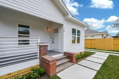 125 Amundsen Street, Houston, TX 77009 - #: 34698984