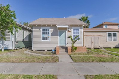 3910 Avenue S 1\/2, Galveston, TX 77550 - MLS#: 35581766