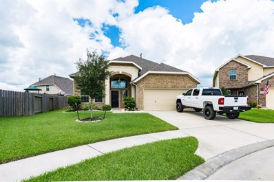 8335 Egret Bay Circle, Mont Belvieu, TX 77523 - MLS#: 36627331