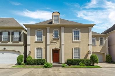 3234 N Pemberton Circle Drive, Houston, TX 77025 - MLS#: 36725914