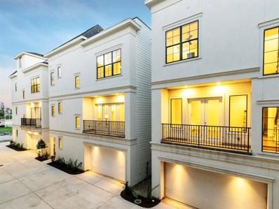 2511 Ohsfeldt Street UNIT D, Houston, TX 77008 - MLS#: 36812736