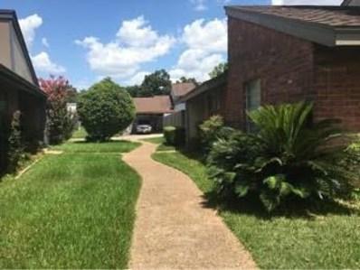 5832 Village Forest Court, Houston, TX 77092 - MLS#: 36910874
