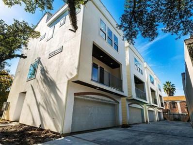 4504 Mount Vernon UNIT B, Houston, TX 77006 - MLS#: 3717648