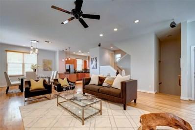 1801 Oneil Street UNIT C, Houston, TX 77019 - MLS#: 37799410