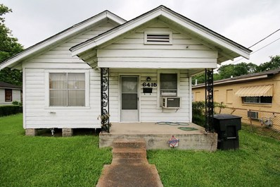 6415 Lockwood, Houston, TX 77028 - MLS#: 38421066