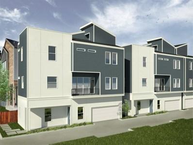 808 Fisher Street UNIT B, Houston, TX 77018 - MLS#: 39742624