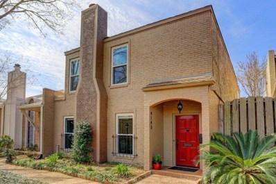 4143 Meyerwood, Houston, TX 77025 - MLS#: 39789638