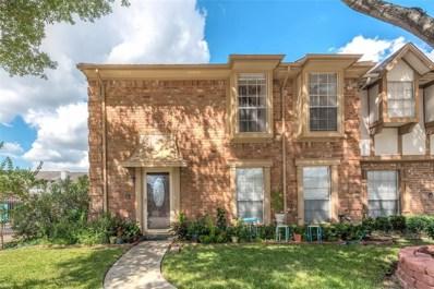 14728 Perthshire Road UNIT A, Houston, TX 77079 - MLS#: 40051147