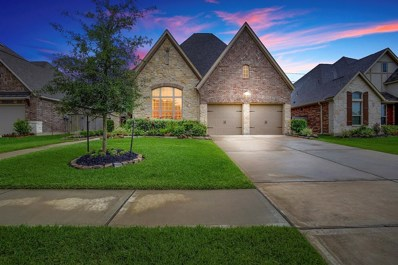 21207 Crested Valley Drive, Richmond, TX 77407 - #: 40202332